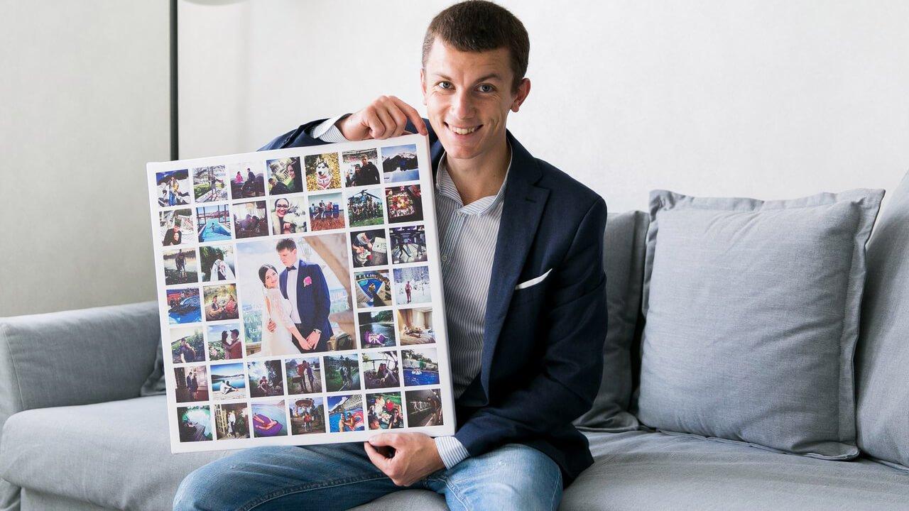 Печать и изготовление коллажа из ваших фотографий
