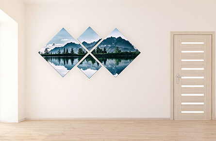 Модульные картины на заказ в Минске