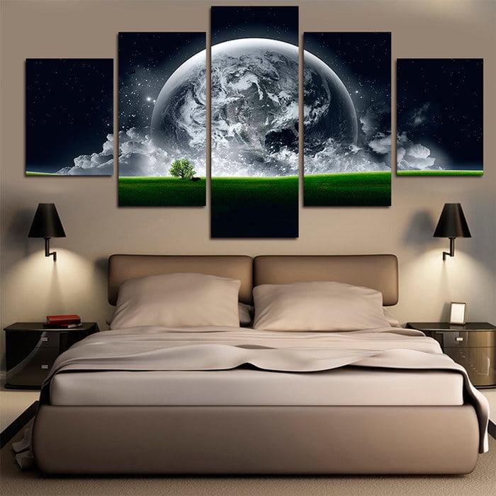 Модульная картина космос
