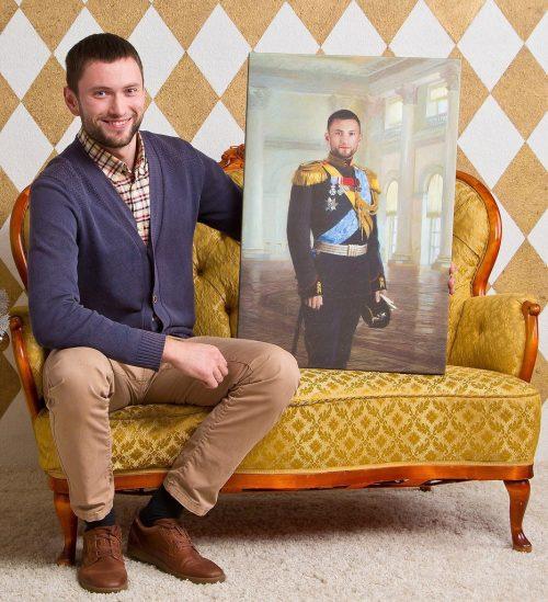 Портреты в образе по фото